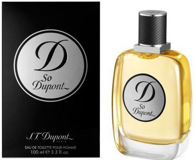 S.T. Dupont Туалетная вода So DHomme, мужская, 50 мл28032022Древесина, розовый перец, бергамот и грейпфрут.