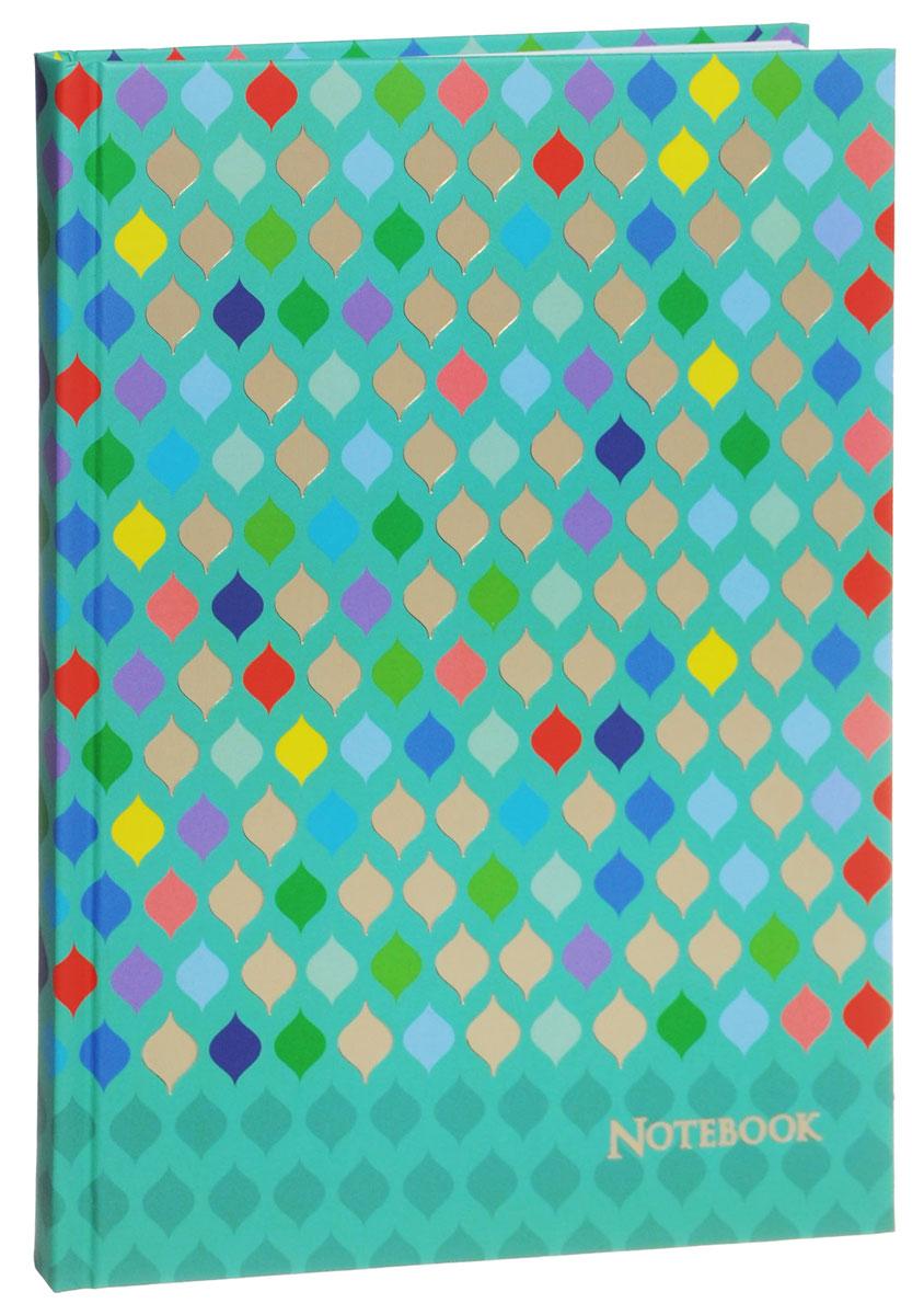 Listoff Записная книжка Разноцветный стиль 100 листов в клеткуКЗФ51001760Записная книжка Listoff Разноцветный стиль - незаменимый атрибут современного человека, необходимый для рабочих и повседневных записей в офисе и дома. Записная книжка содержит 100 листов формата А5 в клетку. Обложка, выполненная из картона с тиснением золотой фольгой, украшена оригинальным разноцветным орнаментом. Внутренний блок изготовлен из высококачественной плотной бумаги, что гарантирует чистоту записей и отсутствие клякс. Записная книжка снабжена закладкой-ляссе.На первой странице помещены личные данные владельца.Книга для записей Listoff Разноцветный стиль станет достойным аксессуаром среди ваших канцелярских принадлежностей. Она подойдет как для деловых людей, так и для любителей записывать свои мысли, рисовать скетчи, делать наброски.