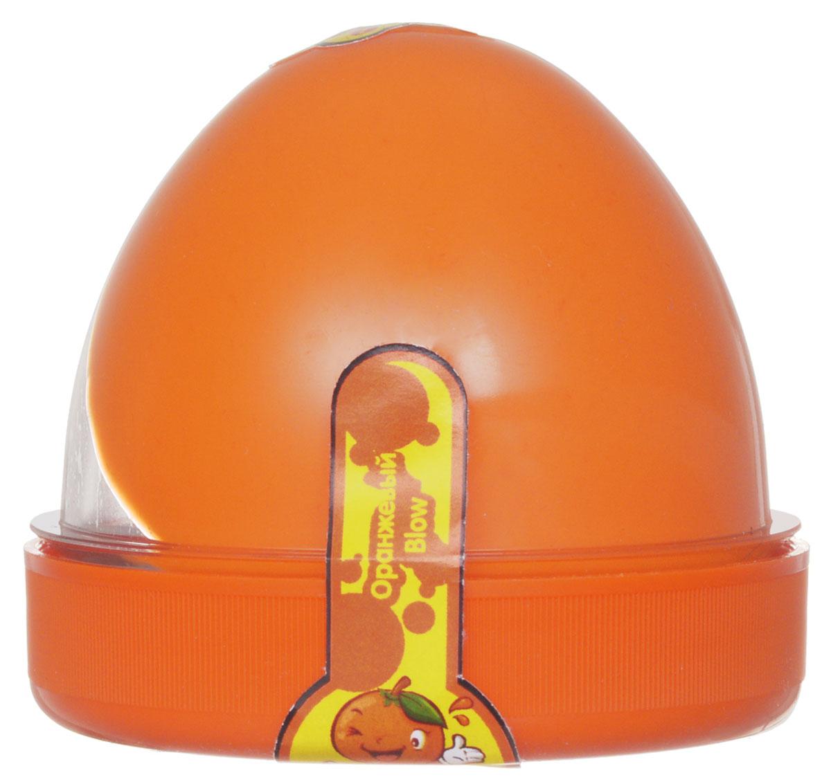 """Жвачка для рук """"ТМ HandGum"""", цвет: оранжевый, с запахом апельсина, 35 г"""
