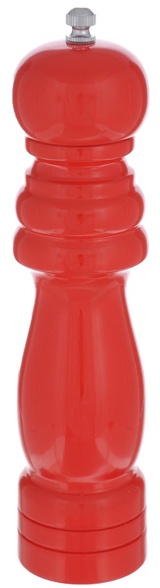 Мельница для специй Walmer Richardson, цвет: красныйFA-5125 WhiteРучная мельница для специй Walmer Richardson изготовлена из высококачественных материалов - керамики, дерева и металла. Мельница имеет керамический механизм помола и предназначена для перемола перца, соли и других специй. Мельница Walmer Richardson не только поможет вам с приготовлением пищи, но и стильно украсит любую кухню и станет отличным подарком.Высота: 21,5 см.Диаметр основания: 5 см.