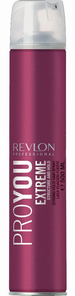 Revlon Professional Pro You Лак для волос сильной фиксации Extreme 500 млMP59.3DЛак для волос сильной фиксации от Revlon позволит Вам сохранить идеальную прическу в течение целого дня! Средство надежно фиксирует форму Ваших волос и дарит только приятные ощущения! Лак создает на поверхности волос прозрачный слой, защищающий Ваши волосы от неблагоприятных факторов внешней среды и укрепляющий корни и фибру волос. В состав лака входит экстракт ростков риса, обладающий очистительным и восстанавливающим действием. Средство не увеличивает натуральный вес волос, легко удаляется при процедуре расчесывания и дарит Вашим волосам насыщенный цвет и ослепительный блеск.