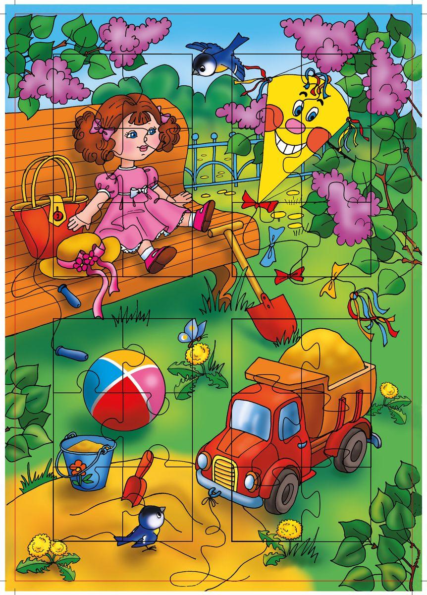 Картинки пазл для детского сада