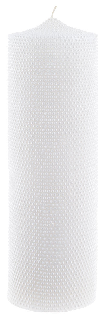 Свеча декоративная Принт Торг Очаг 6, высота 24 см торг марка белья lauma