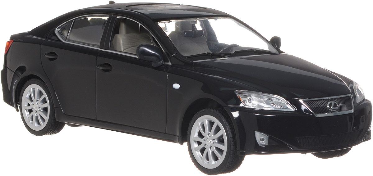 Rastar Радиоуправляемая модель Lexus IS 350 цвет черный масштаб 1:14
