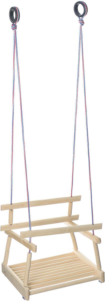 Фея Качели подвесные качели karolina toys качели детские подвесные цельные