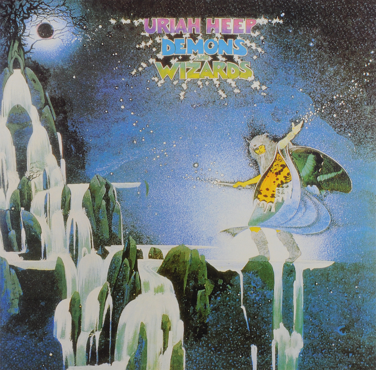Uriah Heep Uriah Heep. Demons And Wizards (LP)