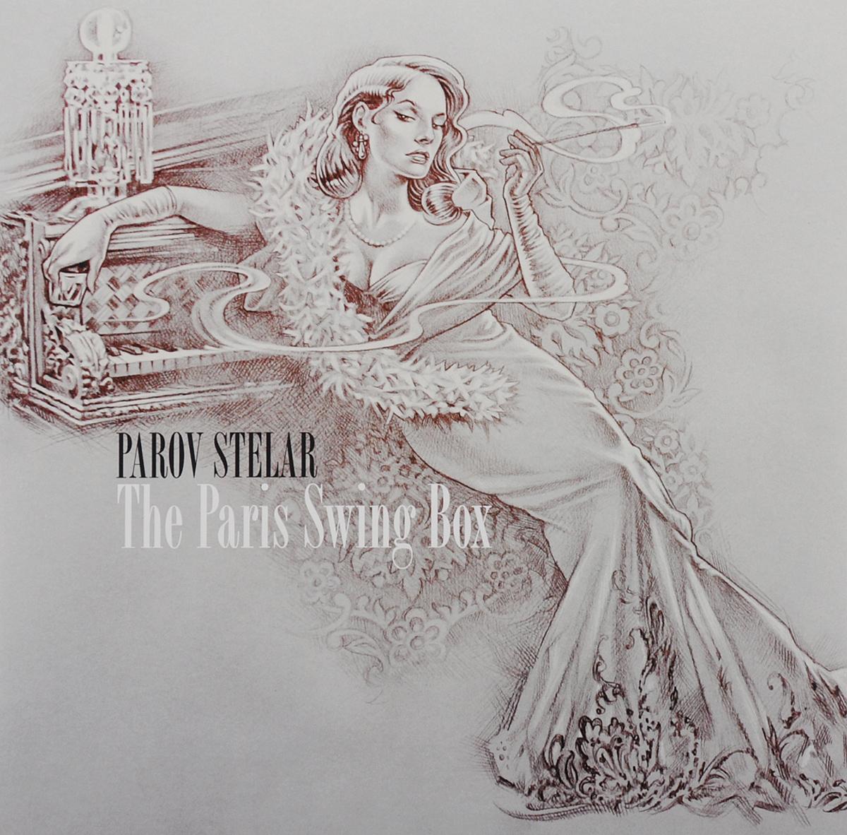Parov Stelar Parov Stelar. The Paris Swing Box (2 LP) слипмат magma lp slipmat technics paris