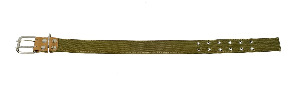 Ошейник Аркон, двойной брезент длинный, ширина 45 мм, длина 61-75 см. о45дб/д0120710Ошейник Аркон полностью отвечает требованиям современных мировых кинологических стандартов. Ошейник выполнен из лучшей шорно-седельной кожи, устойчивой к влажности и перепадам температур. Клеевой слой, сверхпрочные нити, крепкие металлические элементы делают ошейники от компании Аркон еще более надежными и долговечными.