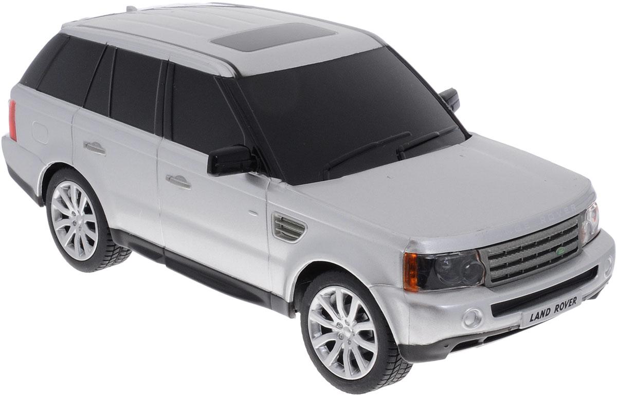 Rastar Радиоуправляемая модель Range Rover Sport цвет серебристый масштаб 1:24