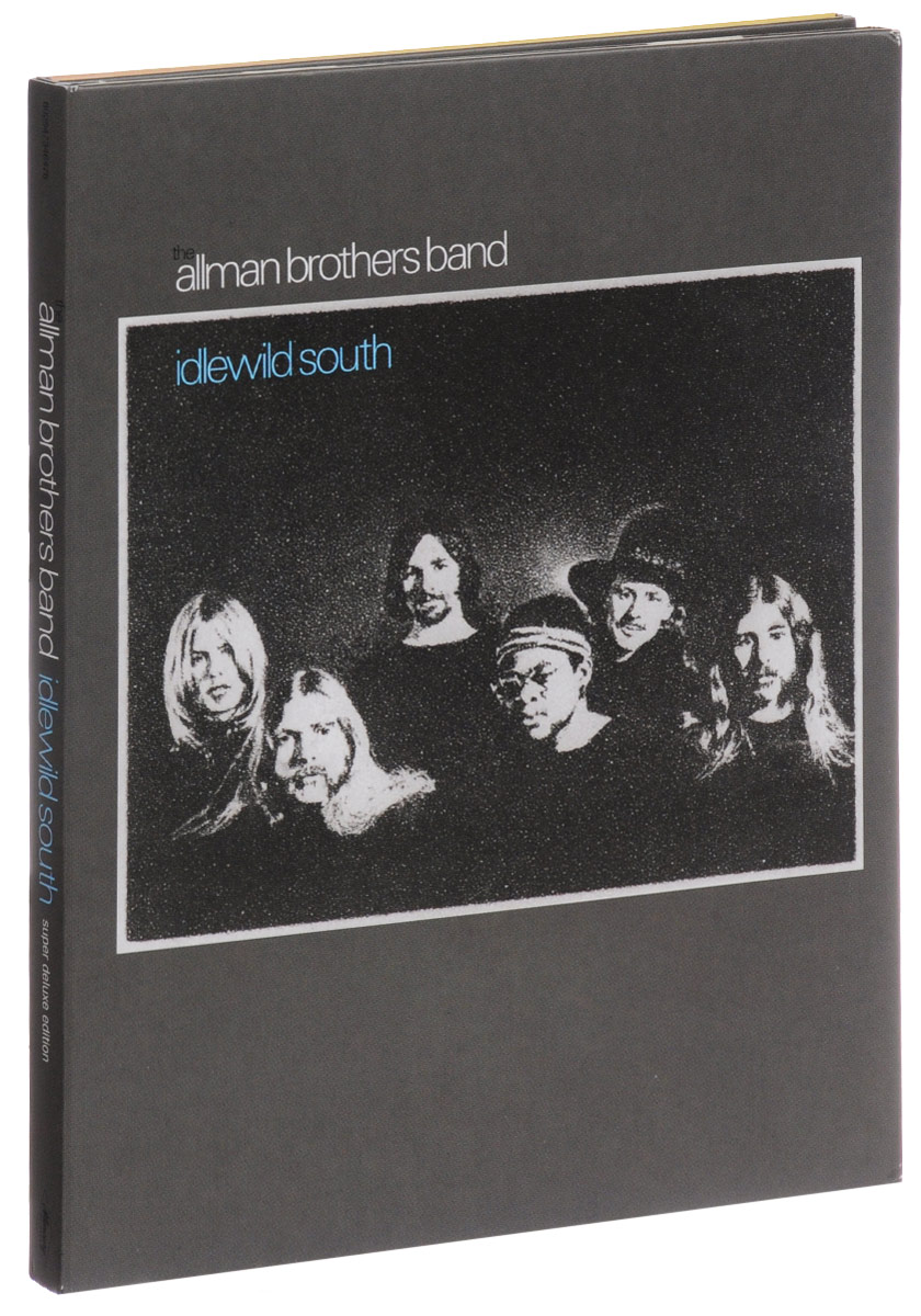The Allman Brothers Band,The Allman Brothers Band The Allman Brothers Band. Idlewild South. 45th Anniversary Super Deluxe Edition (3 CD + Blu-ray) the who the who quadrophenia super deluxe limited edition 4 cd dvd lp