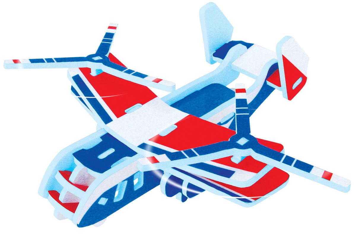 Bebelot 3D мягкий конструктор Грузовой вертолет игрушка для активного отдыха bebelot захват beb1106 045