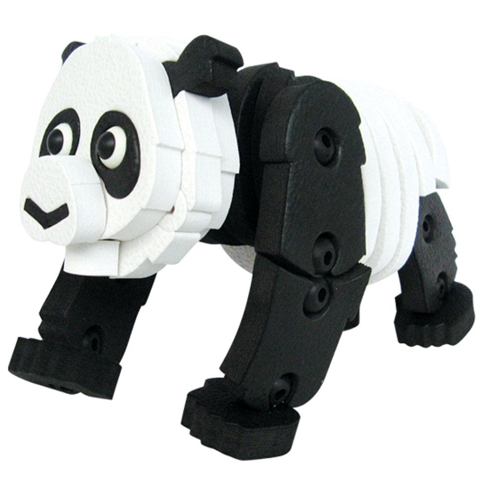 Bebelot 3D мягкий конструктор Панда игрушка для активного отдыха bebelot захват beb1106 045