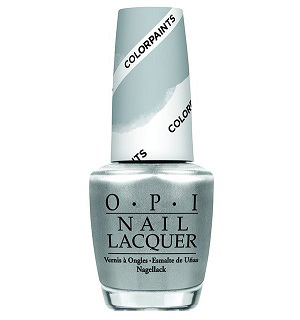 OPI Лак для ногтей Color Paints-Silver Canvs, 15 мл28032022Лак для ногтей OPI быстросохнущий, содержит натуральный шелк и аминокислоты. Увлажняет и ухаживает за ногтями. Форма флакона, колпачка и кисти специально разработаны для удобного использования и запатентованы.