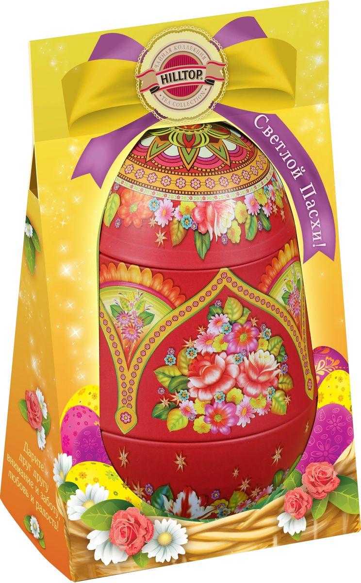 Hilltop Цветочные узоры Цейлонское утро черный листовой чай, 80 г0120710Hilltop Цейлонское утро - подарок, вызывающий добрые воспоминания и светлые чувства...Цейлонское утро — классический цейлонский черный чай с терпким вкусом, мягким ароматом и тонизирующими свойствами. Отлично дополняет завтрак или праздничный сладкий стол. Красивая подарочная упаковка Цветочные узоры позволит вам подарить этот чай друзьям или близким и несомненно украсит любое чаепитие!