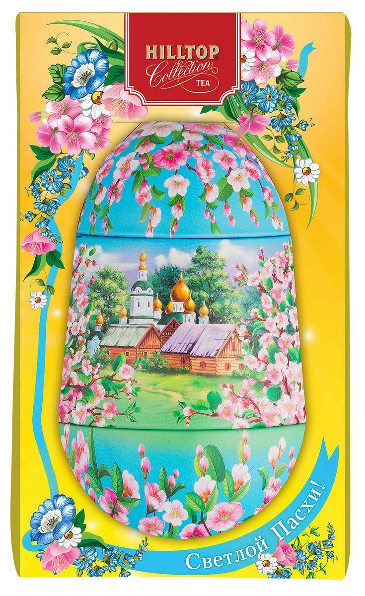 Hilltop Яблони в цвету Подарок Цейлона черный листовой чай, 80 г1253N1Hilltop Подарок Цейлона - крупнолистовой цейлонский черный чай с глубоким, насыщенным вкусом и изумительным ароматом, который безусловно подойдет для любого чаепития. Подарочная упаковка Яблони в цвету позволит вам также преподнести этот чай в качестве небольшого презента к любому празднику.