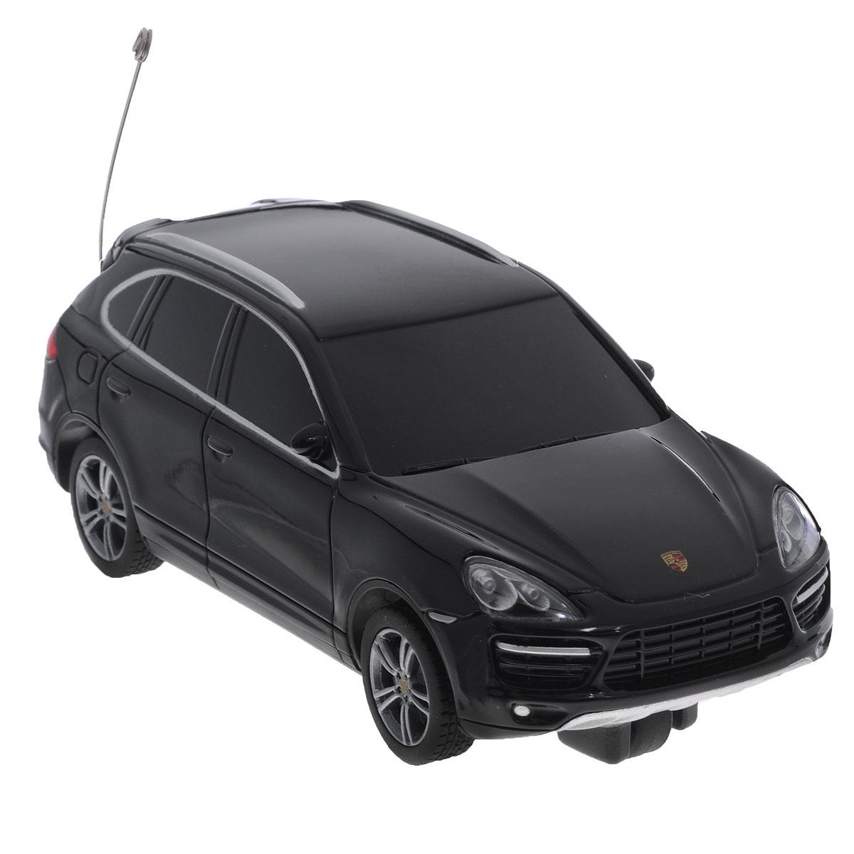 Rastar Радиоуправляемая модель Porsche Cayenne цвет черный