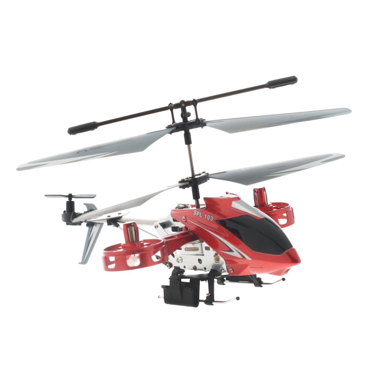 SPL-Technik Вертолет на радиоуправлении SPL 103