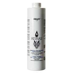 Dikson Укрепляющий шампунь против выпадения волос Keiras Shampoo Rinforzante Energizzante 1000 млFS-36054Рекомендован не только при проблеме выпадения волос, но также для очень тонких, ослабленных, пушковых и детских волос. Стимулирует кровообращение и клеточный метаболизм, благодаря витамину PP помогает остановить выпадение волос.