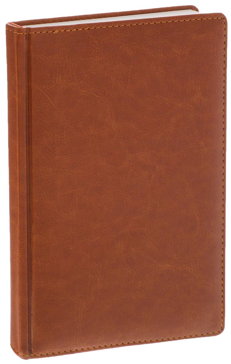 Listoff Записная книжка 120 листов в клетку цвет коричневый72523WDЗаписная книжка Listoff - незаменимый атрибут современного человека, необходимый для рабочих и повседневных записей в офисе и дома. Обложка выполнена из высококачественной искусственной кожи, с прострочкой по периметру и поролоновой подкладкой. Записная книжка содержит 120 листов в клетку. Записная книжка Listoff станет достойным аксессуаром среди ваших канцелярских принадлежностей. Она пригодится как для деловых людей, так и для любителей записывать свои мысли, писать мемуары или делать наброски новых стихотворений.