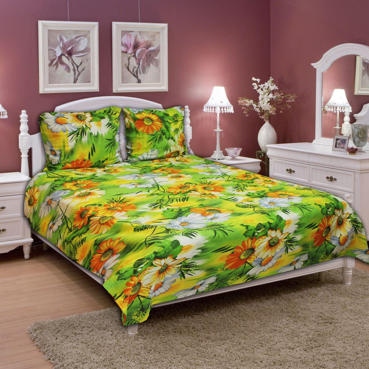 Комплект белья Amore Mio Meadow, 2-спальный, наволочки 70х70VT-1520(SR)Комплект постельного белья Amore Mio является экологически безопасным для всей семьи, так как выполнен из бязи (100% хлопок). Комплект состоит из двух пододеяльников, простыни и двух наволочек. Постельное белье оформлено оригинальным рисунком и имеет изысканный внешний вид.Легкая, плотная, мягкая ткань отлично стирается, гладится, быстро сохнет. Рекомендации по уходу: Химчистка и отбеливание запрещены.Рекомендуется стирка в прохладной воде при температуре не выше 30°С.