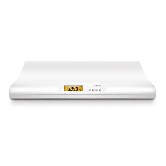 """Детские весы с подсветкой дисплея, автоматическим вычислением изменения веса между двумя последовательными взвешиваниями и повышенной точностью. Красивая подарочная упаковка с ручкой для переноски. Весы детские электронные """"Maman SBBC-212"""" гарантируют удобство и безопасность в эксплуатации, так как отличаются оригинальным плоским дизайном. Весы «Maman» позволяют определить вес без учета пеленки, на высокую точность измерений не влияет положение малыша на чашке весов и его движения. Не требуют предварительной сборки."""