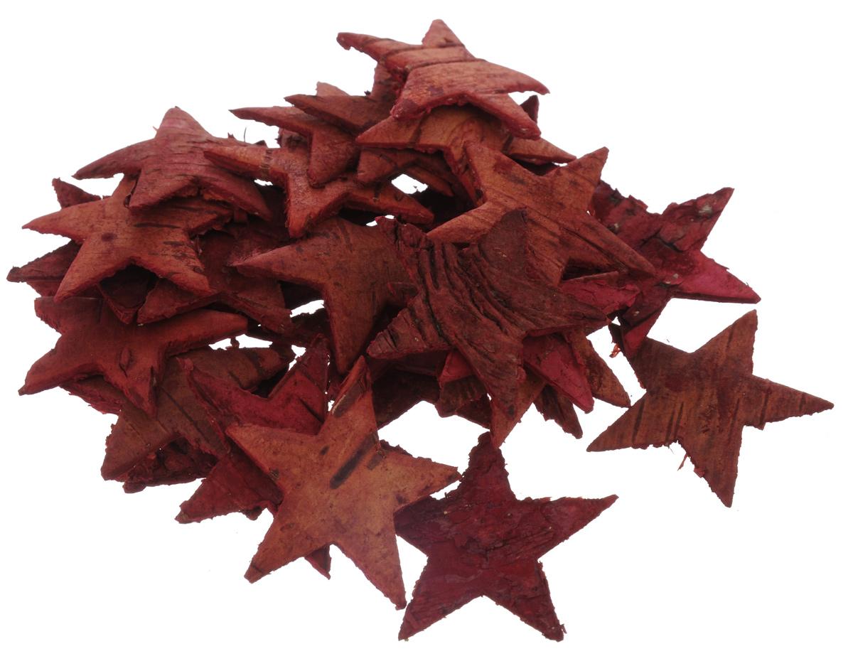 Декоративный элемент Dongjiang Art Звезда, цвет: красный, 30 шт7709006_красныйДекоративные элементы Dongjiang Art Звезда, изготовленные из натуральной коры дерева, предназначены дляукрашения цветочных композиций. Изделия можно также использовать вскрапбукинге и многом другом.Флористика - вид декоративно-прикладного искусства, который использует живые, засушенные иликонсервированные природные материалы для создания флористических работ. Это целый мир, в котором естьместо и строгому математическому расчету, и вдохновению.Размер одного элемента: 3,5 см х 3,5 см.