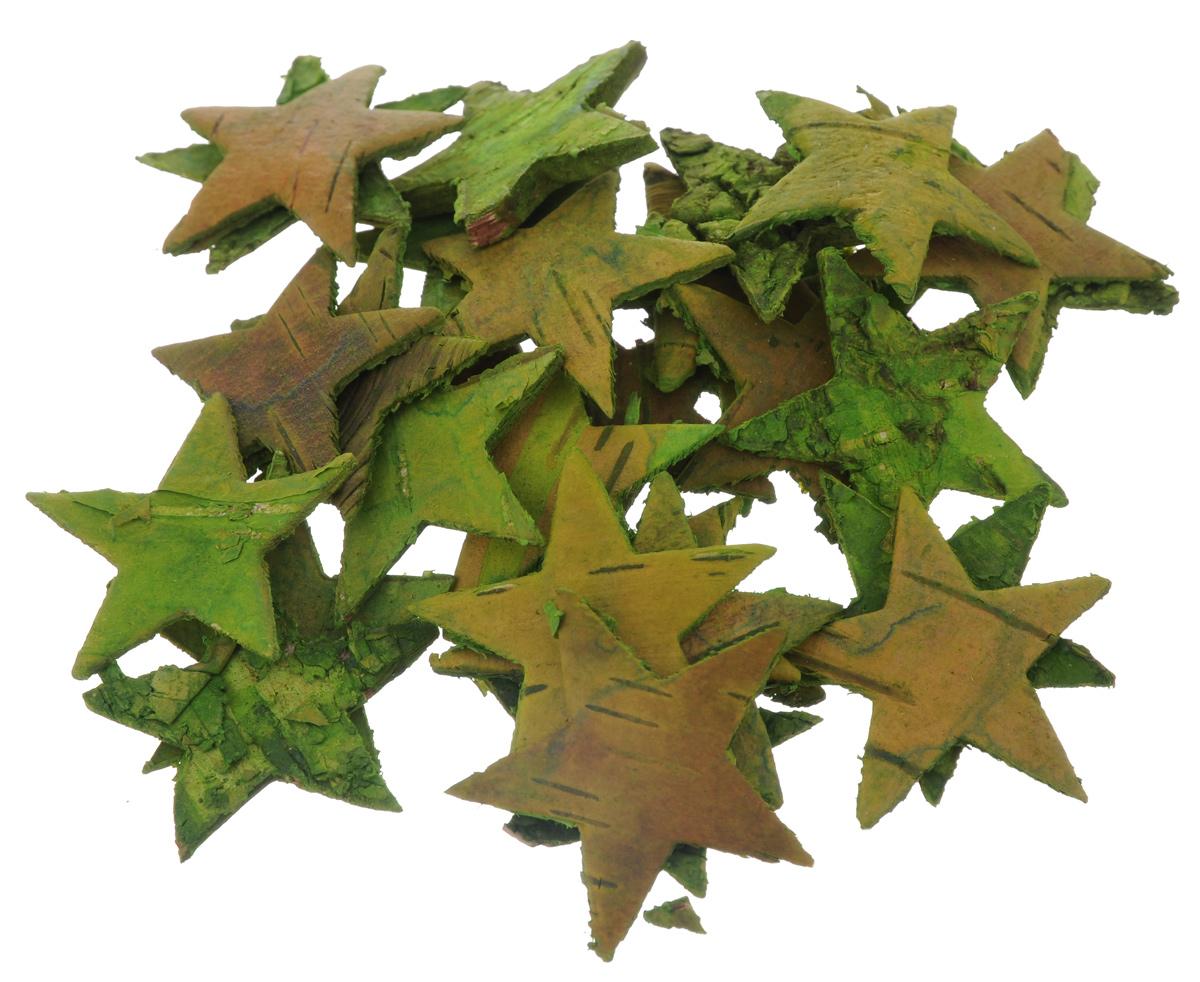 Декоративный элемент Dongjiang Art Звезда, цвет: зеленый, 30 шт7709006_зеленыйДекоративные элементы Dongjiang Art Звезда, изготовленные из натуральной коры дерева, предназначены дляукрашения цветочных композиций. Изделия можно также использовать вскрапбукинге и многом другом.Флористика - вид декоративно-прикладного искусства, который использует живые, засушенные иликонсервированные природные материалы для создания флористических работ. Это целый мир, в котором естьместо и строгому математическому расчету, и вдохновению.Размер одного элемента: 3,5 см х 3,5 см.