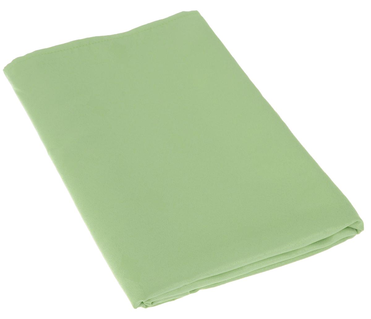 Скатерть Schaefer, прямоугольная, цвет: светло-зеленый, 130 х 160 см. 07509-427Ветерок 2ГФИзящная прямоугольная скатерть Schaefer, выполненная из плотного полиэстера, станет украшением кухонного стола. Изделие декорировано красивым узором в виде ромбов.За текстилем из полиэстера очень легко ухаживать: он не мнется, не садится и быстро сохнет, легко стирается, более долговечен, чем текстиль из натуральных волокон.Использование такой скатерти сделает застолье торжественным, поднимет настроение гостей и приятно удивит их вашим изысканным вкусом. Также вы можете использовать эту скатерть для повседневной трапезы, превратив каждый прием пищи в волшебный праздник и веселье. Это текстильное изделие станет изысканным украшением вашего дома!