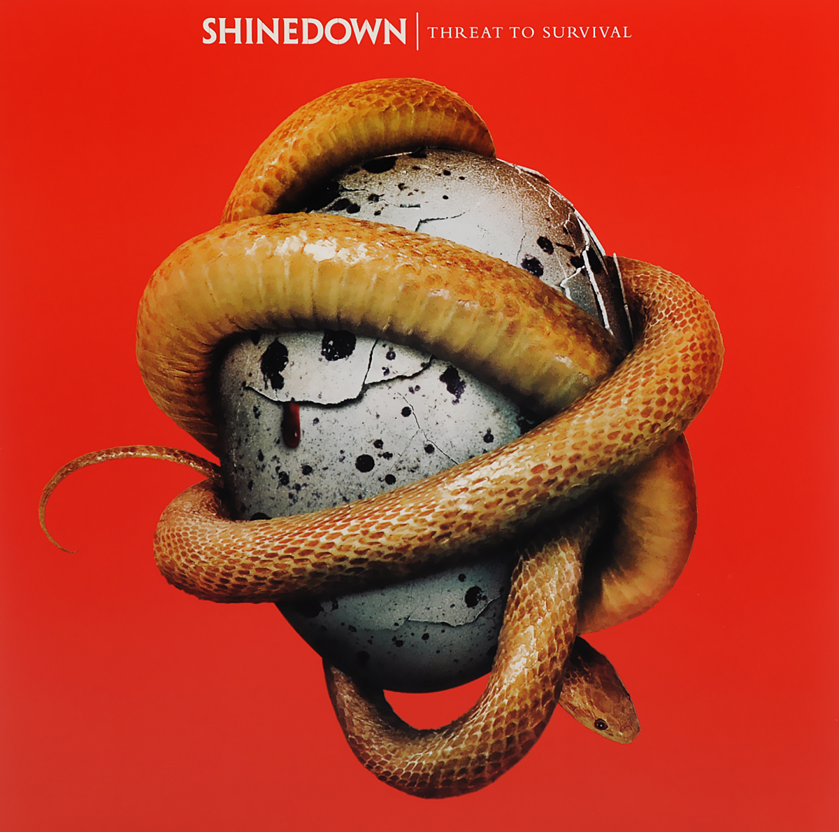 цена на Shinedown Shinedown. Threat To Survival (LP + CD)
