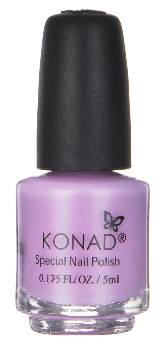 Konad Специальный лак для стемпинга Пастельно-фиолетовый S17 Pastel Violet 5 мл28032022Специальный лак для стемпинга 5 мл