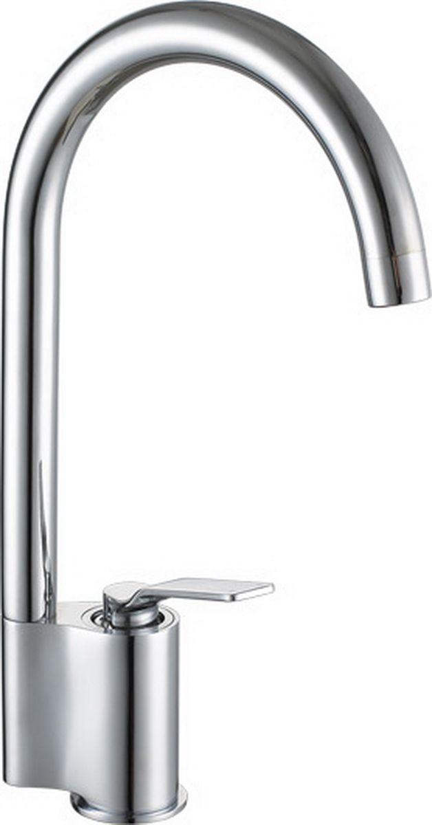 Смеситель для кухни Argo Adam, высота 35 смBL505Смеситель для кухни Argo Adam предназначен для смешивания холодной и горячей воды, устанавливается на мойку. Выполнен из высококачественного металла с покрытием из никеля и хрома.В комплекте гибкая подводка Mateu (длина 50 см).Запорный механизм: картридж d-35 мм Fluhs Short-sizeАэратор: М22х1 внутренняя резьба Neoperl Cascade Slc Антикалькар 7,5 - 9 л/мин при 0,3 МпаКрепеж: одношточный Single-rod.
