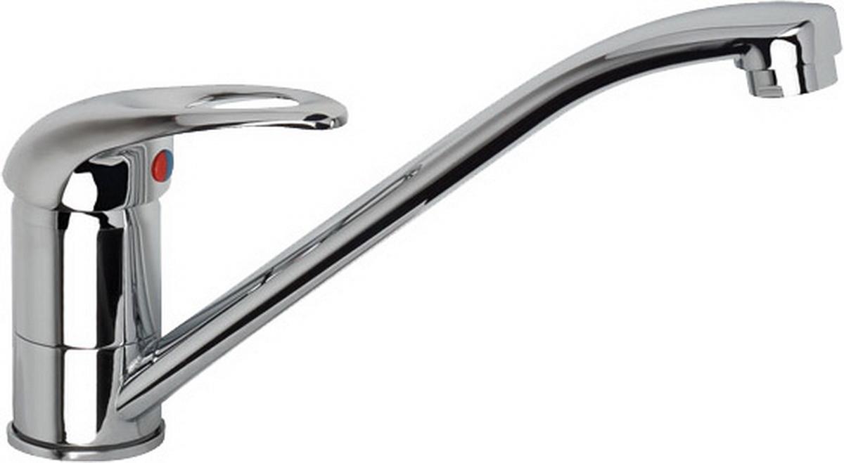 Argo смеситель для кухни Open, d-3568/5/3Смеситель для кухни 35-01 open картридж d-35 мм short-size, крепеж одношточный Single-Rod аэратор м24х1 наружная резьба only plast 10 - 13 л/мин. при 0,3 МПа покрытие никель / хром комплектация гибкая подводка Argo 50 см материал основа латунь