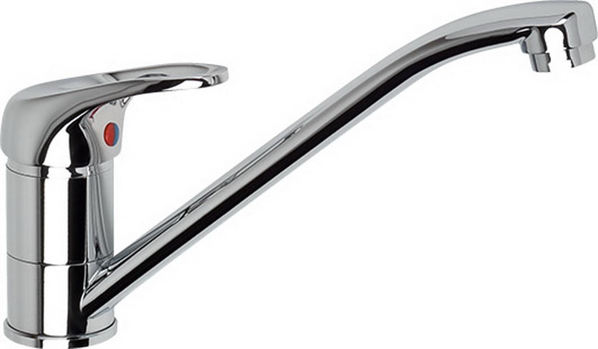 Смеситель для кухни Argo Young, высота 16,5 смRICCI RRH-2150-SСмеситель для кухни Argo Young предназначен для смешивания холодной и горячей воды, устанавливается на мойку. Выполнен из высококачественного металла с покрытием из никеля и хрома.В комплекте гибкая подводка Argo (длина 50 см).Запорный механизм: картридж d-35 мм Short-sizeАэратор: ячейковый М24х1 OnlyPlast 10-13 л/мин при 0,3 МПа Крепеж: одношточный Single-rod