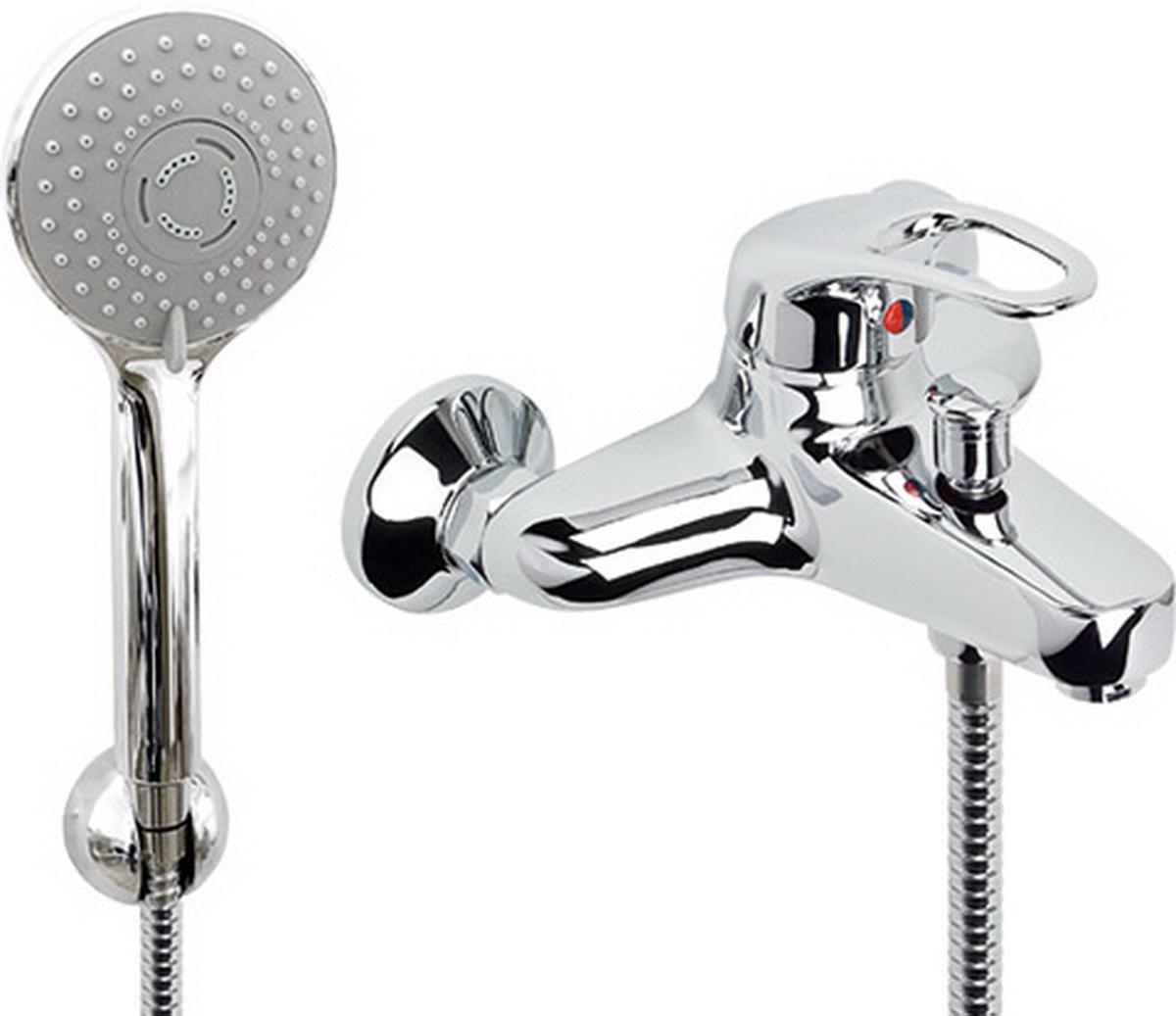 Смеситель для ванны Argo Jamaica Lux, длина 15 см68/5/1Смеситель для ванны Argo Jamaica Lux предназначен для смешивания холодной и горячей воды, устанавливается на стену. Выполнен из высококачественного металла с покрытием из никеля и хрома.Запорный механизм: картридж d-40 мм Short-sizeТип дайвотера: штоковыйАэратор: яцейковый М24х110-13 л/мин при 0,3 МПаКрепеж: эксцентрик 3/4 x 1/2, прокладка-фильтрКомплектация:Душевой шланг 150 см, хромированная нержавеющая сталь, двойной замок, 1/2 Душевая лейка Lux трехпозиционная: душ, массаж, аэро Кронштейн