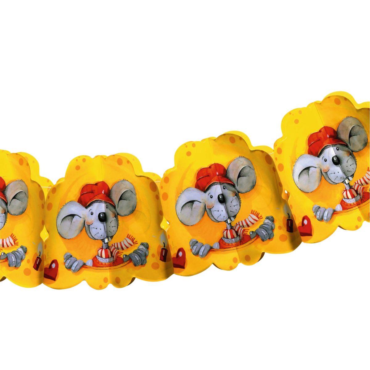 Susy Card Гирлянда детская Мышь - Гирлянды и подвески