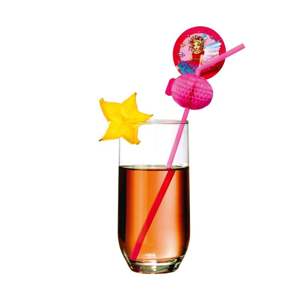Susy Card Трубочка для коктейля Фея 10 шт -  Сервировка праздничного стола
