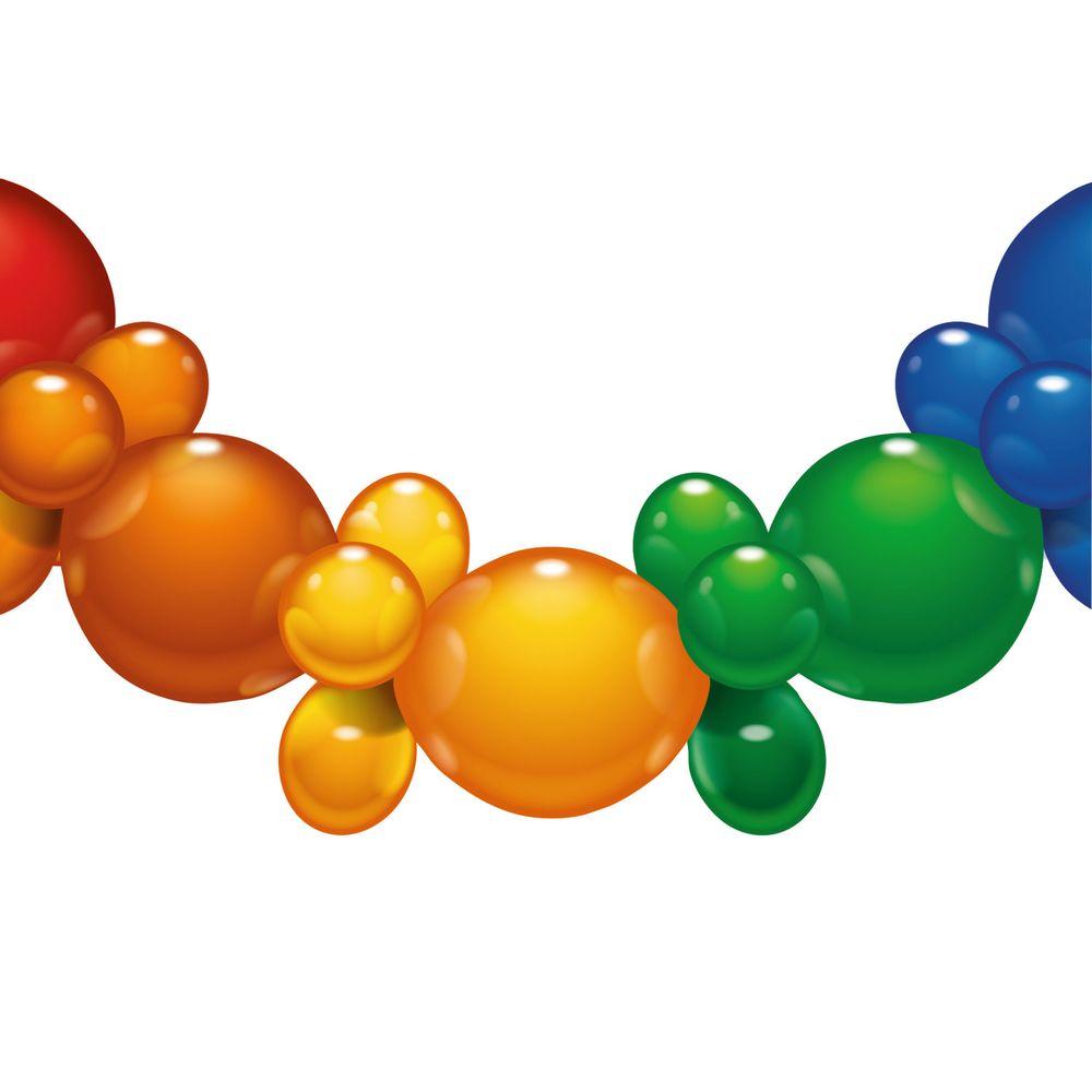 Susy Card Гирлянда детская из 25 шаров - Гирлянды и подвески
