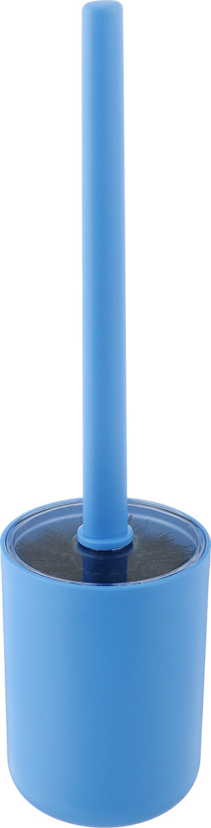 Ершик для унитаза Vanstore Plastic Blue, с подставкой, цвет: голубойRG-D31SЕршик для унитаза Vanstore Plastic Blue выполнен из пластика и оснащен жестким ворсом. Подставка с устойчивым основанием не позволяет ершику опрокинуться. Ершик отлично чистит поверхность, а грязь с него легко смывается водой.Стильный дизайн изделия притягивает взгляд и прекрасно подойдет к интерьеру туалетной комнаты.Высота ершика: 32,5 см.Размер подставки для ершика: 9 х 9 х 12,5 см.Размер рабочей части ершика: 8 х 8 х 8 см.