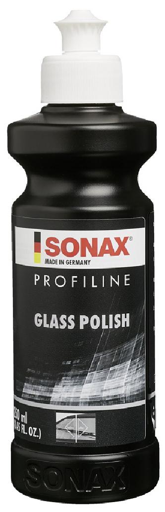 Полироль для стекла Sonax, 250 мл купить веерные форсунки омывателя лобового стекла на опель астра