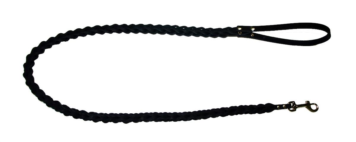 Поводок для собак Аркон Плетенка квадратная, цвет: черный, ширина 1,6 см, длина 120 см0120710Поводок для собак Аркон Плетенка квадратная изготовлен из высококачественной натуральной кожи в виде объемного плетения. Карабин выполнен из легкого сверхпрочного сплава. Изделие отличается не только исключительной надежностью и удобством, но и привлекательным современным дизайном.Поводок - необходимый аксессуар для собаки. Ведь в опасных ситуациях именно он способен спасти жизнь вашему любимому питомцу. Иногда нужно ограничивать свободу своего четвероногого друга, чтобы защитить его или себя от неприятностей на прогулке. Длина поводка: 120 см.Ширина поводка: 1,6 см.
