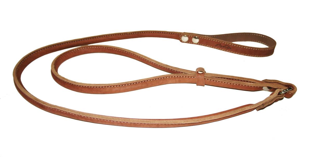 Ринговка для собак Аркон Стандарт, цвет: коньячный, ширина 1,5 см, длина 140 см0120710Ринговка Аркон Стандарт - это специальный поводок, состоящий из петли с фиксатором и, собственно, поводка. Выполнена из натуральной кожи, фурнитура - из высококачественного металла. Ринговка является самым распространенным видом амуниции для показа собаки на выставке или занятий рингдрессурой. Ринговку подбирают в тон окраса собаки, если собака пятнистая - то в тон преобладающего окраса или, наоборот, контрастную. Ширина: 1,5 см.Длина: 140 см.