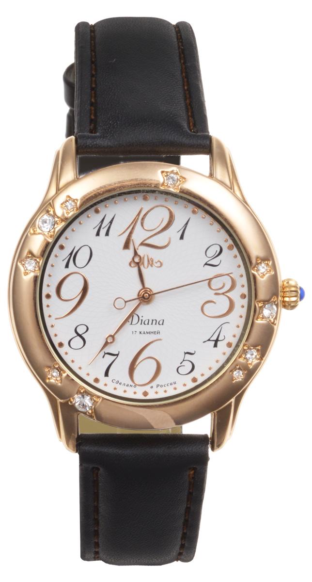 Часы женские наручные Mikhail Moskvin Диана, цвет: золотой, белый, черный. 596-8-2BM8434-58AEЭлегантные женские часы Mikhail Moskvin Диана изготовлены из нержавеющей стали, натуральной и минерального стекла. Корпус часов украшен стразами, циферблат дополнен символикой бренда.Изделие имеет степень влагозащиты равную 3 Bar, а также дополнено устойчивым к царапинам минеральным стеклом. Ремешок часов оснащен классической пряжкой, которая позволит с легкостью снимать и надевать изделие.Часы поставляются в фирменной упаковке.Часы Mikhail Moskvin Диана подчеркнут изящность женской руки и отменное чувство стиля у их обладательницы.