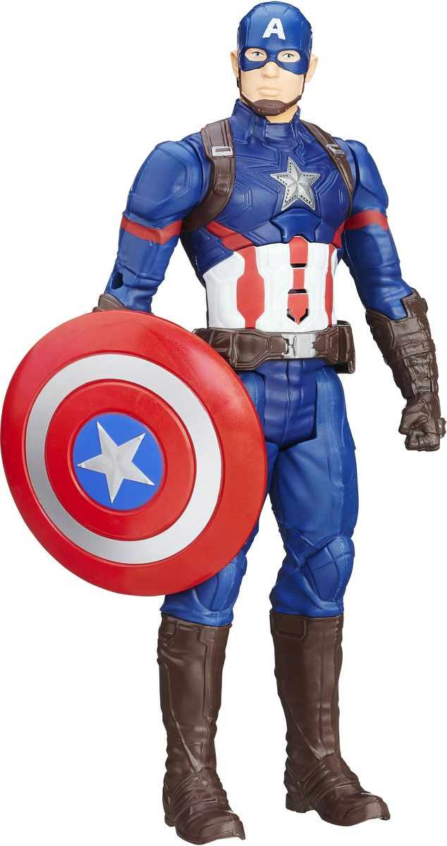 Avengers Фигурка Капитан Америка avengers машина на радиоуправлении капитан америка