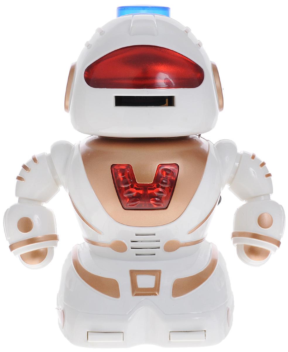 ABtoys Робот на радиоуправлении Дискострел