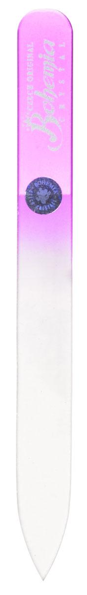 Пилка стеклянная Bohemia 1202b, цветная, длина 12см233cz-1202вПилка стеклянная Bohemia 1202b, цветная, длина 12см