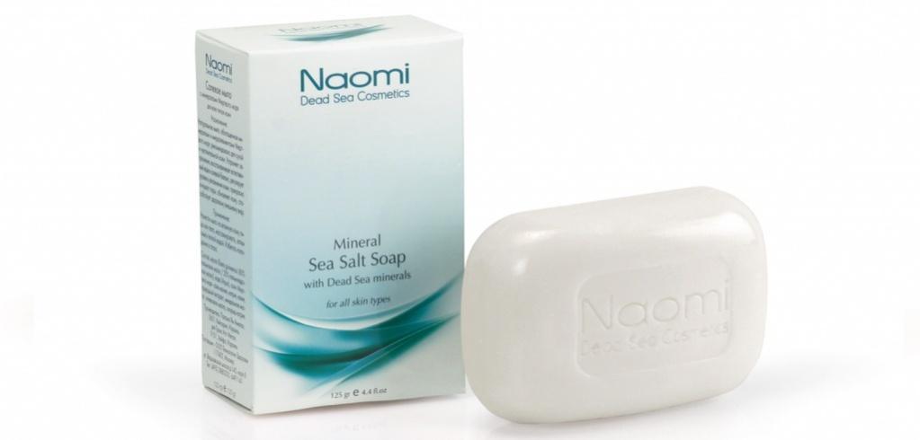 Naomi Мыло солевое с минералами Мертвого моря, 125 гFS-00897В борьбе с экологией мегаполиса наша кожа ежедневно теряет необходимые микроэлементы. Натуральное солевое мыло, обогащенное минералами Мертвого моря, очищает кожу и восстанавливает естественный водно-солевой баланс. Мыло имеет свежий, приятный запах и рекомендовано для людей с чувствительной и склонной к сухости кожей. Известные во всем мире благодаря своей эффективности минералы Мертвого моря насыщают кожу необходимым количеством влаги, прекрасно очищают поры, что, в конечном итоге, значительно улучшает общее состояние кожи и цвет лица.