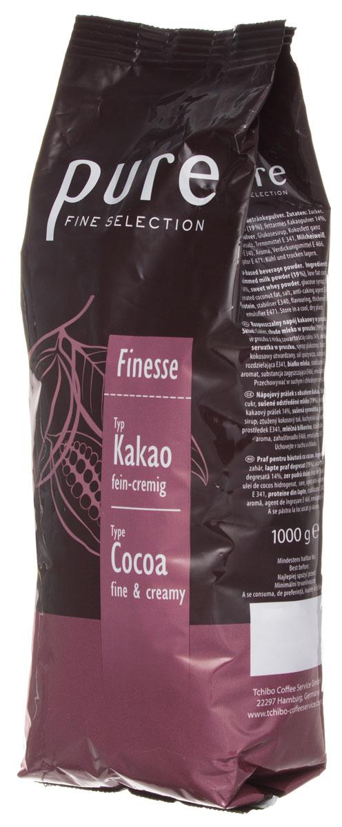 Tchibo Pure Fine Selection Finesse горячий шоколад, 1 кг