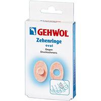 Gehwol Zehenringe Oval - Овальные кольца для пальцев 9 шт fullips увеличитель губ small oval