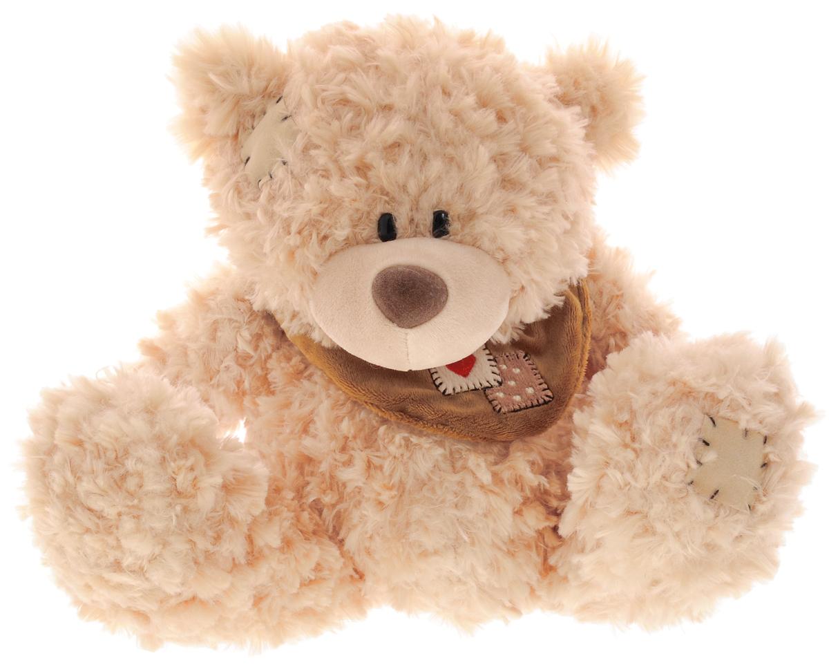 Plush Apple Мягкая игрушка Медведь с шарфом 25 см мягкая игрушка plush apple собака с шарфом 28 см