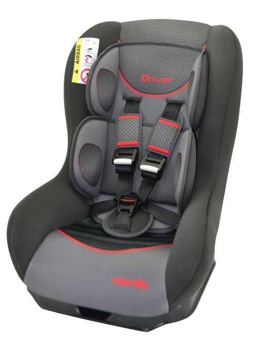 Nania Автокресло Driver First Horizon Red до 18 кгВетерок 2ГФАвтокресло Nania Driver First группы 0-1 предназначено для детей весом до 18 кг. Автокресло имеет специальный мягкий вкладыш и подголовник. 3 положения спинки. 5-ти точечный ремень безопасности с удобной системой натяжения. Новая система крепления автокресла облегчает его установку в автомобиль. Прочный каркас анатомической формы из полипропилена. Поглощающая силу удара прослойка из полистирола. Пятиточечные ремни безопасности с 3-мя уровнями регулировки по высоте. Мягкий вкладыш под спину, который позволяет перевозить совсем маленьких детей. 2 дополнительные подушки.Направление установки: против движения - до 9 кг, потом по ходу движения. Технические характеристики:Внешние размеры (Д х Ш х В): 54 x 45 x 61 см.Внутренние размеры (Д х Ш): 31 x 31 см.Высота спинки: 55 см.Вес: 5,7 кг.Ткань: 100% полиэстер.